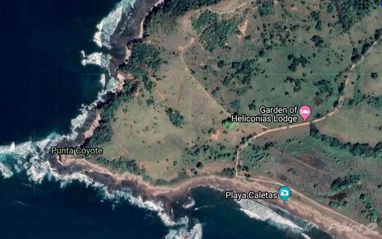Ферма На продажу в Punta Coyote: South Tip of Nicoya Peninsula Titled Beachfront, 2 Miles of Shoreline and Large River, Mal Pais, Guanacaste   , Коста-Рика