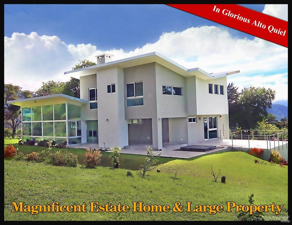 Продажа жилищных объектов в Magnificent & Private Estate Home & Large Property, Boquete, Chiriquí   , Панама