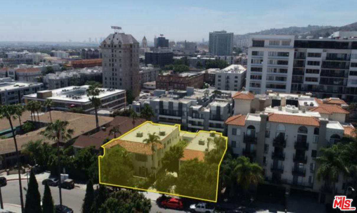 Земля на продажу в 1813 GRACE Avenue, Los Angeles (City), Калифорния ,90028  , США